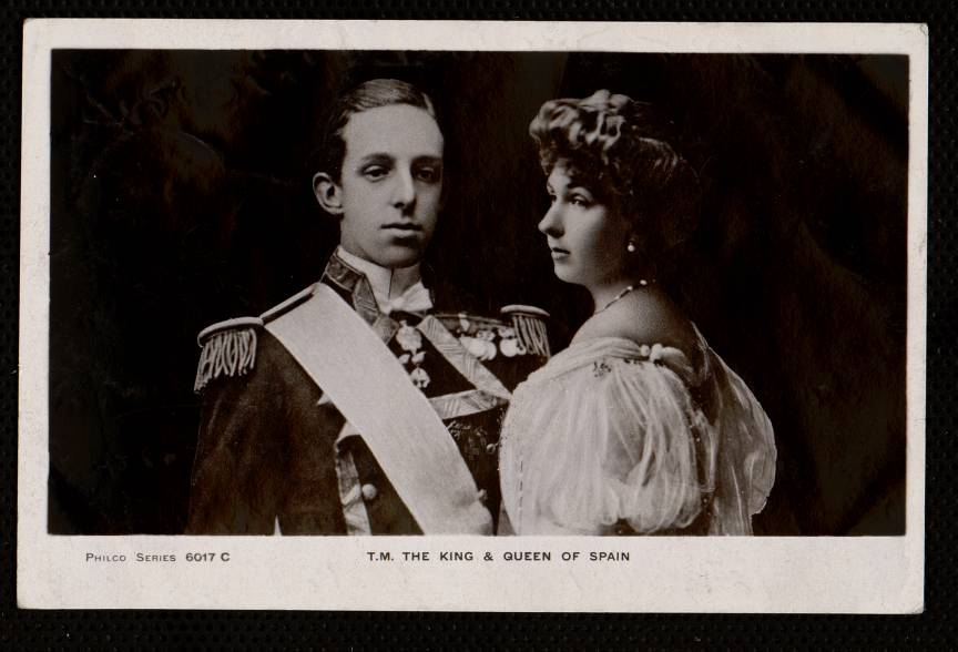T. M. the King & Queen of Spain