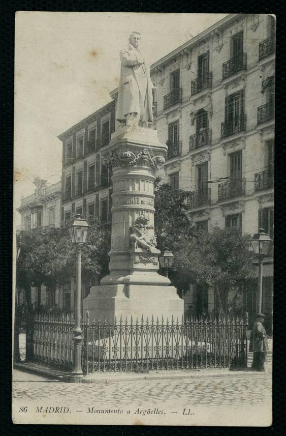 Memoria de madrid - Calle princesa barcelona ...