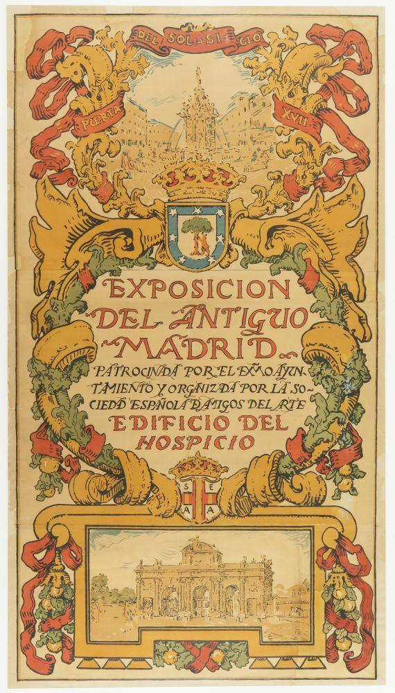 Exposición del Antiguo Madrid