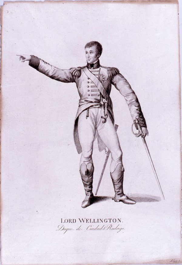 Arthur Wellesley. Duque de Wellington