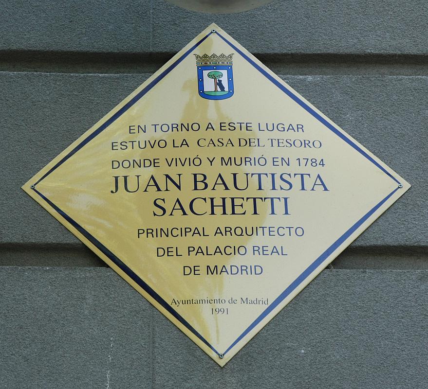 Memoria de madrid - Trabajo de arquitecto en madrid ...
