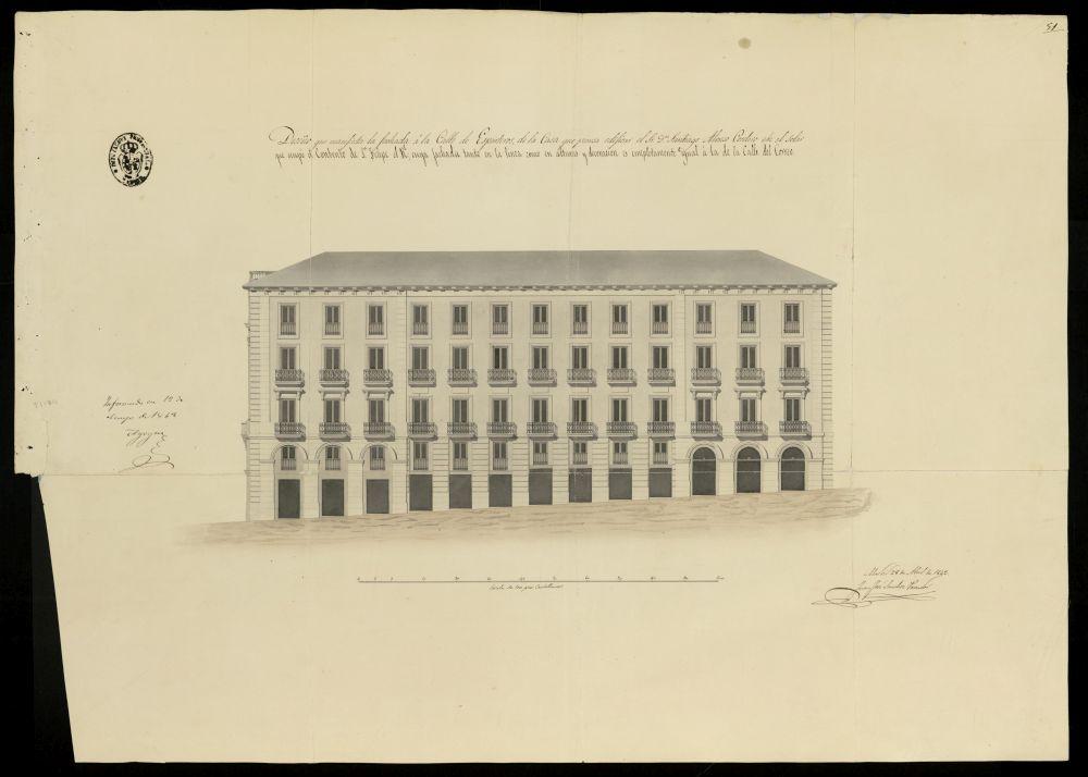 Diseños de las Casas del cordero
